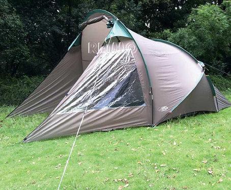 3-Personen-Zelt für hohe Ansprüche