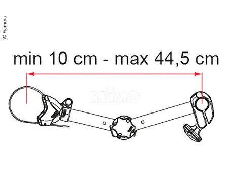 Felgenbefestigung Bike Block Pro S D1