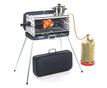 Barbeque Grill Classic Koffergrill(Barbeque Grill Classic, 30mbar, Europa)