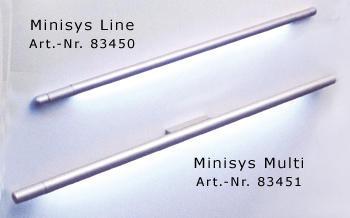 Regenrinne mit integrierter Beleuchtung Schiebetür(7W/450Lm/4000K)