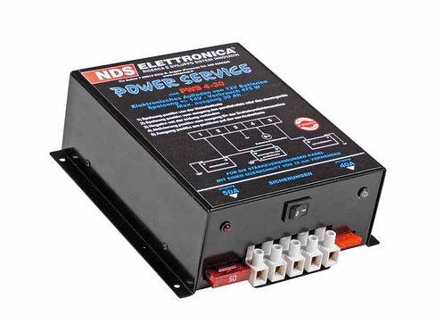 Power Service PWS 4-30 Ladegerät, 12V, 30A, f.Lichtmaschine ab 90A