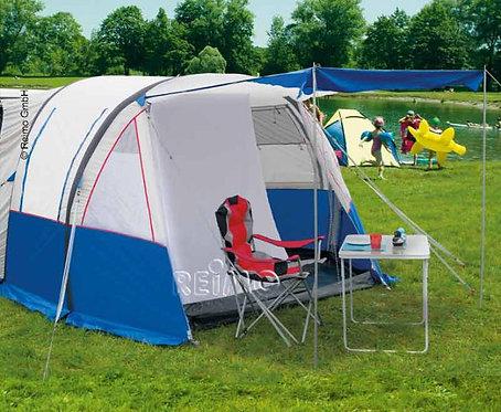 Aufblasbares Zelt Tour Easy AIR, 2 Luftschläuche, mit Luftpumpe