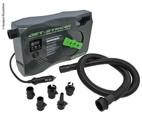 12V Elektrische Hochdruck-Luftpumpe mit LCD Bildschirm
