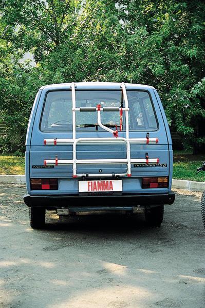 FIAMMA Carry Bike - Alu Fahrradträger T2/3