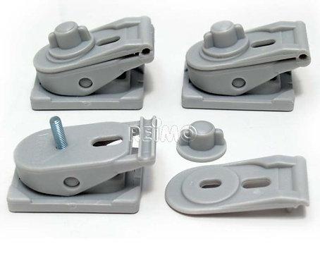 Quick Lock Pads Set 3 Stück