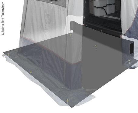 Boden f.Heckzelte Trapez+Vertic Trafic und Hiace 250x220cm