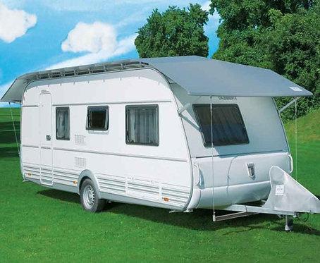 HERZOG-Wohnwagen-Schutzdach Luxus 350-390cm