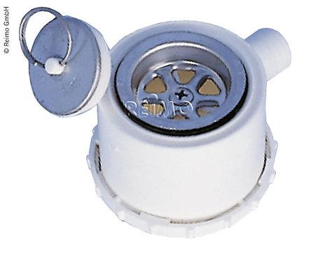 Ablaufgarnitur 3/4' f. SMEV Spülen + Siphon, Typ A, 10er Pack