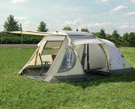 Campingzelt Family Edition Silvretta 2 Z6 (5-Personen-Zelt)