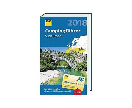 ADAC-Campingführer 2018 Südeuropa
