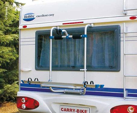 Caravan Heckträger für Hobby ab 03 für 2 Räder, max. Traglast 50kg