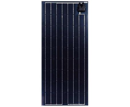 100 Watt Solarmodul Flach