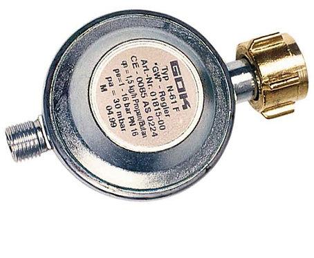 Druckminderer ohne Manometer,30mbar lose