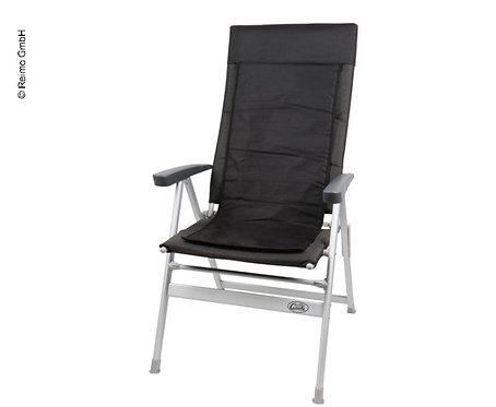 Beheizbare Stuhlauflage, universell, 120x42cm, inkl.Akku+Ladegerät