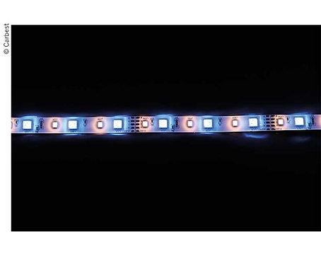 12V LED-Band, RGBW: rot, grün, blau, warmweiß, IP65, 10mm breit