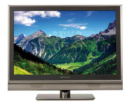 ALPHATRONICS Fernseher S-19' LED Triple Tuner