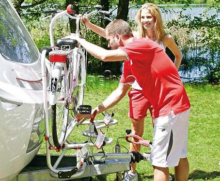 Deichselträger XL A Pro 200 E-Bike max.50kg, für 2 E-Bikes