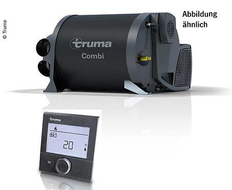 Truma Combi D6 CPplus 12V, 30mbar Heizung und Boiler John Guest Anschl.