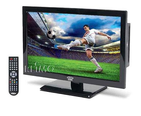 Carbest LED TV, 21,5' DVBT, DVBS2, DVB-C, HD ready
