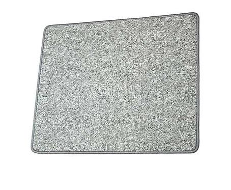 Heizteppich 60x70cm,230V/60W, silber