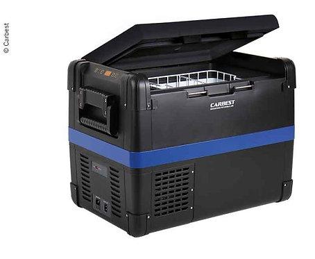 Carbest Kompressor-Kühlbox 12V/24V/220-240V, 50L, ca. 714x453x469mm, 22kg