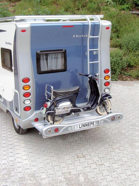 Lastenträger für Reisemobile