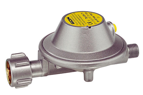 Gasregler 8 mm ohne Manometer, Gasflasche