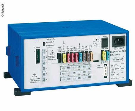 Energiezentrale EBL208 mit Anzeigepanel LT453