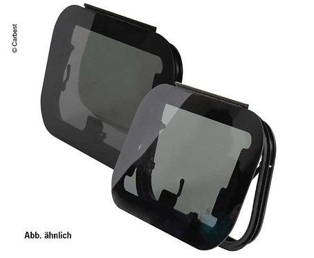 Ausstellfenster aus Echtglas 900x450, Carbest Fenster