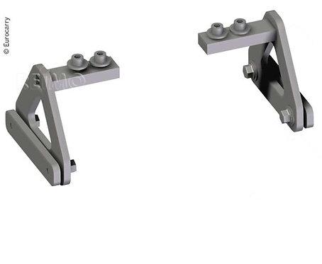 Erhöhung Querträger Dachreling 42151/42152  60mm