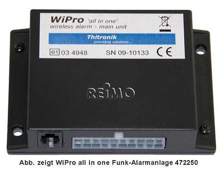Funk-Alarm WiPro'all in one'Für MB Sprinter ab 06