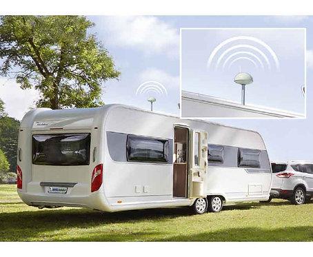 Kombiantenne für DVB-T2/DAB+/Mobiles Internet-LTE