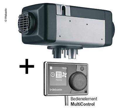 Air Top 2000STC- Benzin Standheizung 12V Basic inkl. MultiControl HD