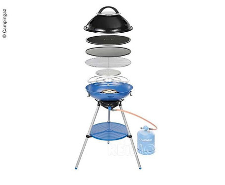 Gasgrill, Party-Grill®600 mit Wok-Funktion, 50mbar