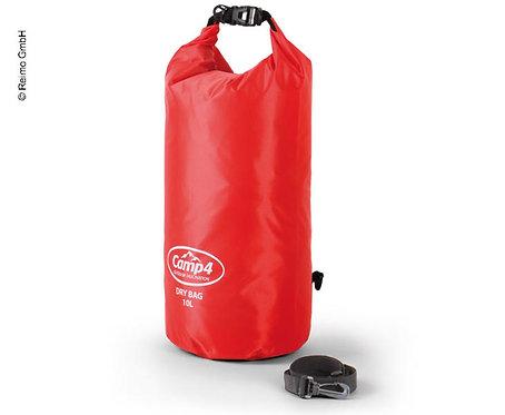 Dry Pack 10 Liter, rot, 210T Nylon