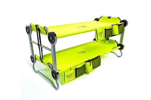 Etagenbett Kids-O-Bunk Kinder Etagenbett lime-grün, pro Bett max. 91kg