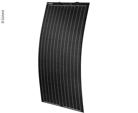 Flexibles Solarpanel 150W, 1500x670x3,5mm, Kabel 0,9m, TPT+Fiberglas