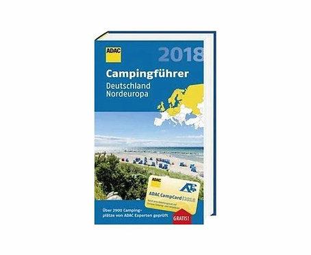 ADAC-Campingführer 2018 Deutschland + Nordeuropa