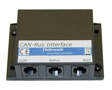 Can-Bus Interface für WiPro Alarm