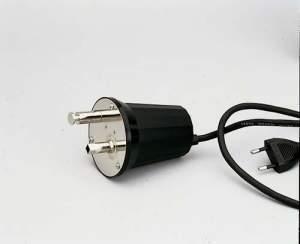 Leistungsstarker Grillmotor 230V für die Steckdose