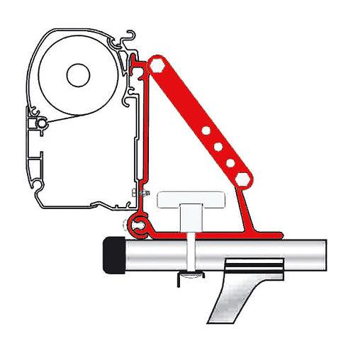 Adapter F1/F45/F35/ F50/F55 für Dachträger