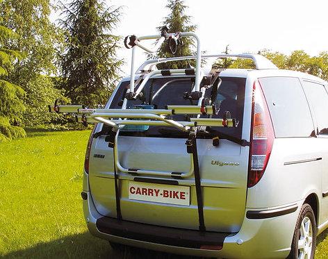 Fiamma Universalfahrradträger Carry Bike Backpack für 2 Räder