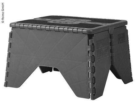 Carbest Faltbare Kunststoff-Trittstufe, L37xB31xH24cm