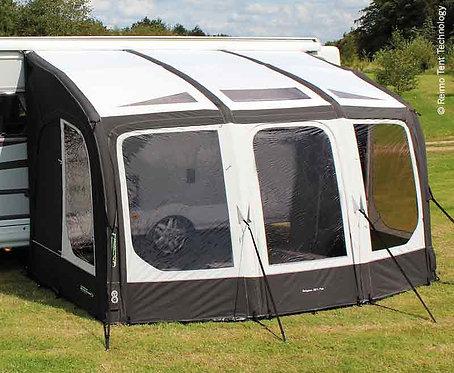 Reisemobilvorzelt Eclipse Pro 380 L, Anbauhöhe 250 - 265
