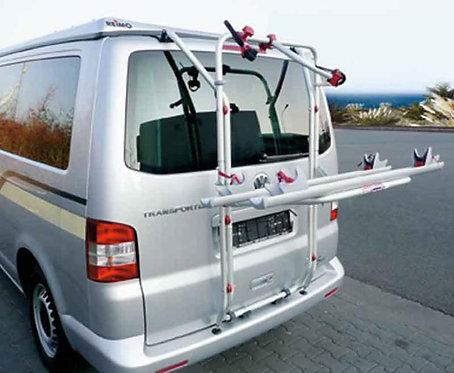Reimo-Heckträger Premium VW T5 für 2 Räder