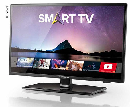 12-V-Fernseher, Smart LED TV 18,5', HD-Ready