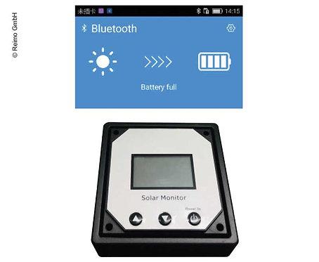 Carbest MPPT-Solarladeregler Bedienteil, Größe: 110x110x40 mm