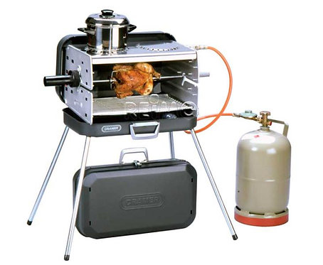Barbeque Grill Classic 2, 30mbar, Europa