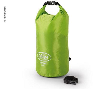 Dry Pack 20 Liter, lime, 210T Nylon