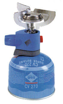 Campingaz Gaskocher Twister 270 mit Piezozündung